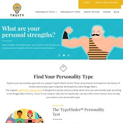 MBTI personality test | Pearltrees