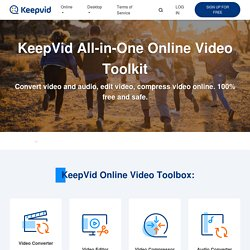 KeepVid: Download and save any video from Youtube