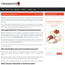 Hessonite Gemstone (hessonitegemstone)   Pearltrees