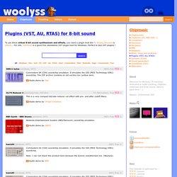 VST Plugin | Pearltrees