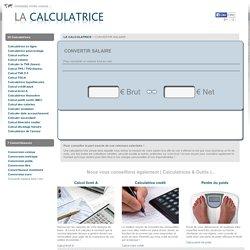 Calcul Du Salaire Brut En Net Pearltrees