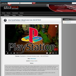 Playstation 3 (PS3) Hacking and Modding Community - PS3