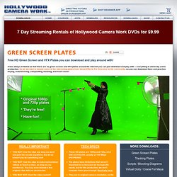 Downloads - Free HD Green Screen Plates and Footage to