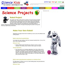 How to Build a Robot Tutorial - Society of Robots   Pearltrees