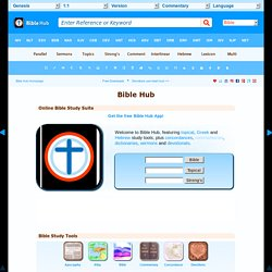 Biblos com: Search, Read, Study the Bible in Many Languages