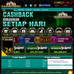 Agen Dominoqq Online Bandarq Sakong Kiu Kiu Poker Sakongkiu Pearltrees