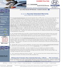 Hyundai Extended Warranty >> Automobile Stuff Pearltrees