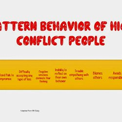 Managing High-Conflict People | Pearltrees
