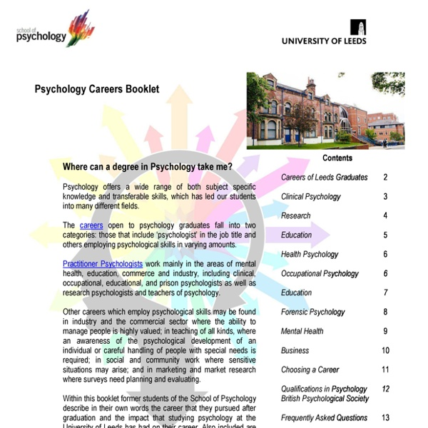 PsychologyCareersBooklet16Sep2015WEBversion