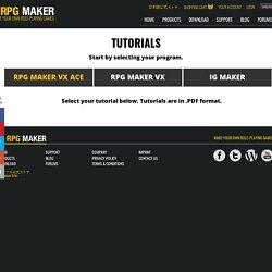 Rpg maker | Pearltrees