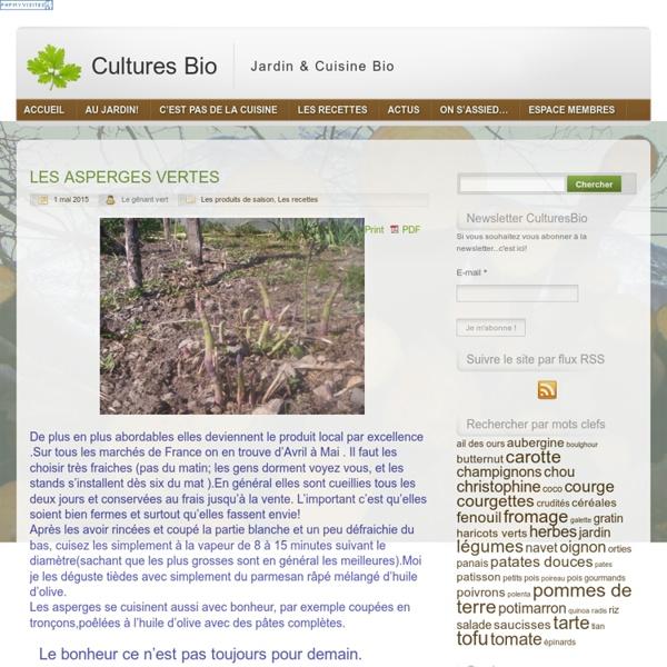 Les saisons au jardin pearltrees - Comment supprimer le liseron au jardin ...