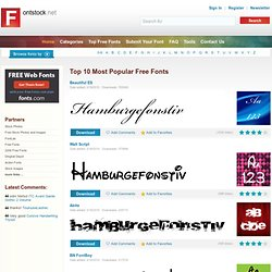 Fonts | Pearltrees