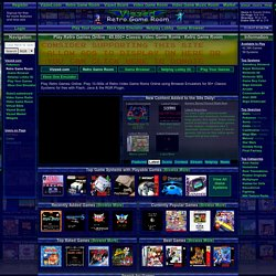 Rom Hustler - PSX ROMs GBA ROMs NDS ROMs SNES ROMs | Pearltrees