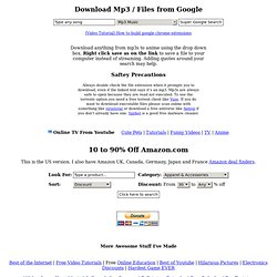 Sheet Music Archive downloadable sheet music plus free