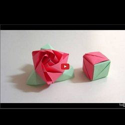 How to Make your own origami magic ball « Origami :: WonderHowTo | 250x250
