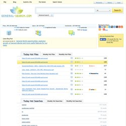 General-Search com - The Best Uploading com File Sharing