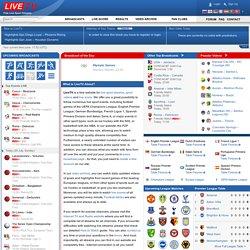 Live Sport Streams Football Soccer Ice Hockey Tennis