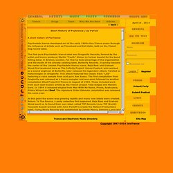 Ektoplazm - Free Music Portal and Psytrance Netlabel - MP3