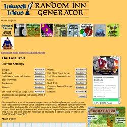 Random City Map Generator   Pearltrees