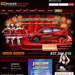 Poker Online Indonesia Terpercaya Pearltrees