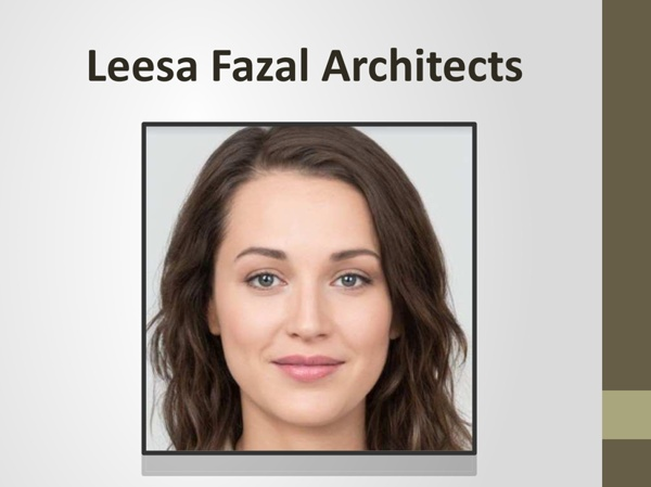 Leesa Fazal Architects