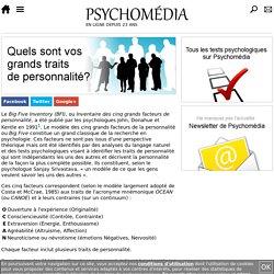 Test Psychologique Inventaire Des Cinq Facteurs De Personnalite Pearltrees