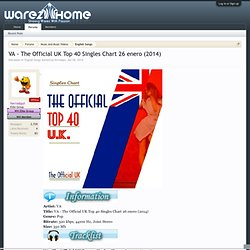 download torrent uk top 40 singles chart