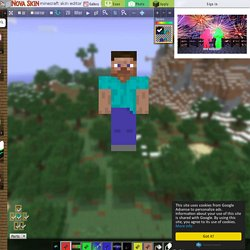 Minecraft Skins | Pearltrees