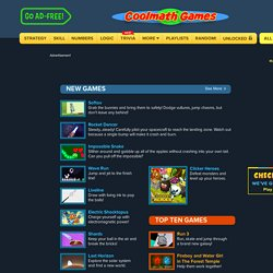 Cool Math Games - Free Online Math Games, Cool Puzzles, and