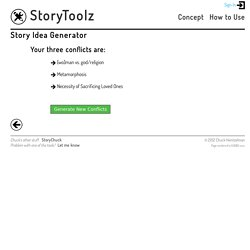 Story generator | Pearltrees