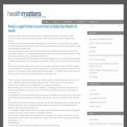 Complications, actual stats and accidents | Pearltrees