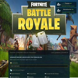 Fortnite Battle Royale Free Hack Cheat Unlimited Resource Pearltrees