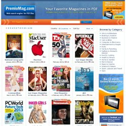 Pdf Magazine Download >> Magazines Download Pearltrees
