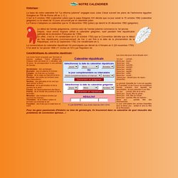 Conversion Calendrier Republicain Gregorien.Calendrier Gregorien Et Calendrier Republicain Avec