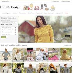 100% de qualité supérieure qualité-supérieure plus grand choix de DROPS Design ~ Modèles gratuits de tricot et de crochet ...