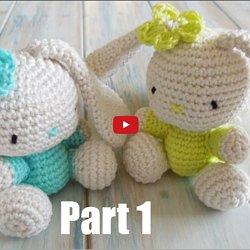 Crochet Little Bigfoot Pig - YouTube | 250x250