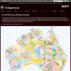 Australia Interactive Map.Abc Online Indigenous Interactive Map Pearltrees