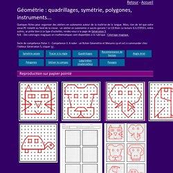 Géométrie Fiches Dexercices Gs Cp Ce1 Pearltrees