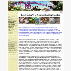 Fruiting Chamber | Pearltrees