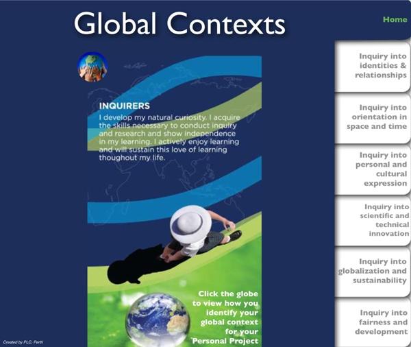 GlobalContexts