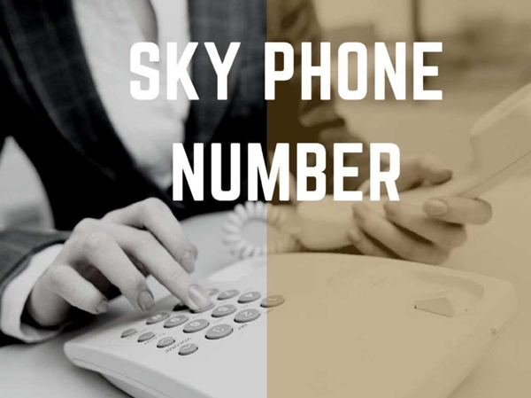 SKY PHONE NUMBER
