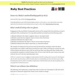 Ruby vs Smalltalk | Pearltrees
