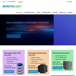 Infinitive Host (infinitivehost)   Pearltrees