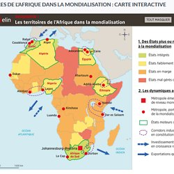 Carte Urbanisation Afrique.Afrique Profcdj Pearltrees