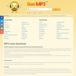 Mp3skull com - Free Mp3 Download | Pearltrees