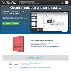 Electricidad y electrónica | Pearltrees on flowchart maker, circuit hardware maker, pencil maker,