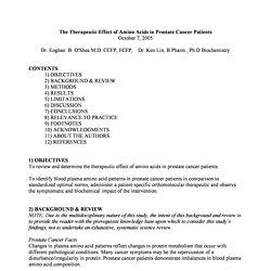 acido aspartico y prostata