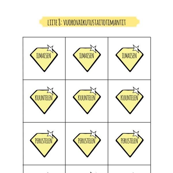 Liite8Vuorovaikutustaitotimantit