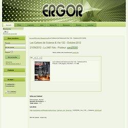 ERGOR TÉLÉCHARGER LOGICIEL