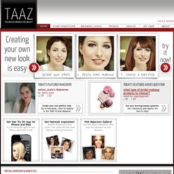 Taaz at your makeover virtual jKiwi Free